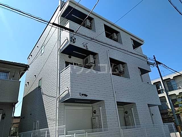 AZEST-RENT本陣 101号室の外観