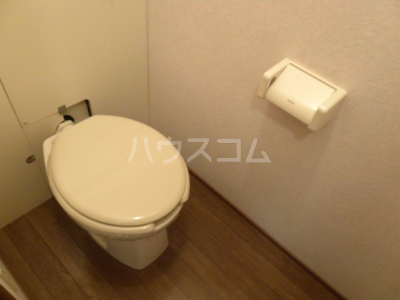 ひまわり 202号室のトイレ