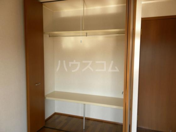 ひまわり 202号室の収納