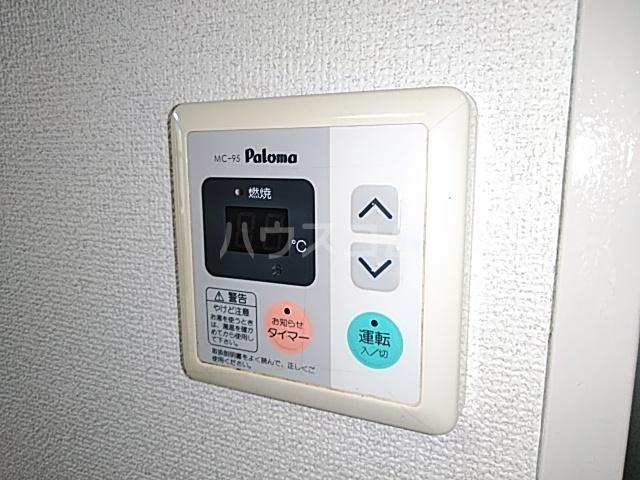 ララ検見川 102号室の設備