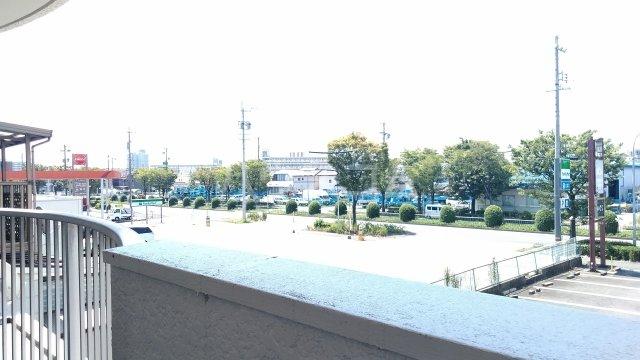 アトムハイツ 201号室の景色