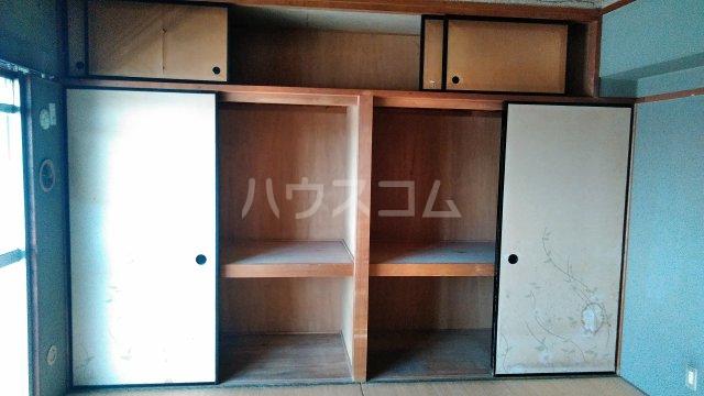 アトムハイツ 201号室の収納