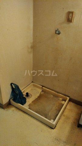 アトムハイツ 201号室の洗面所