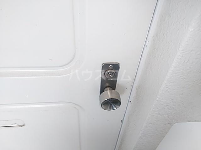 メゾン西千葉 801号室のセキュリティ