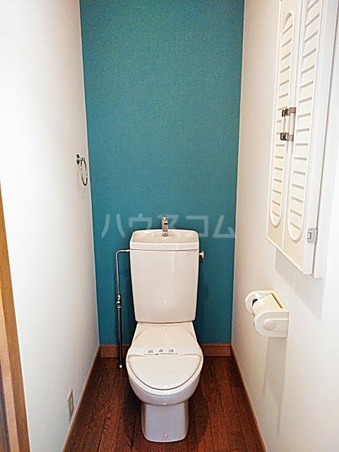 ジョアンのトイレ