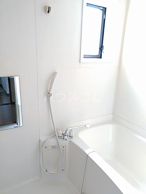 齋藤アパート 1号室の風呂
