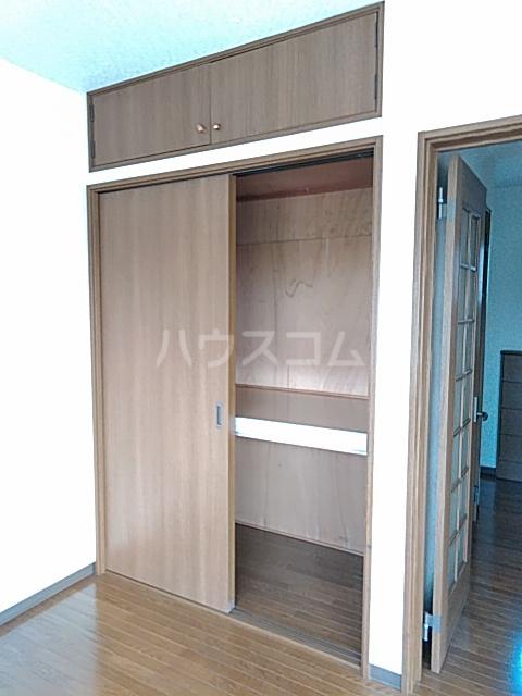 齋藤アパート 1号室の収納