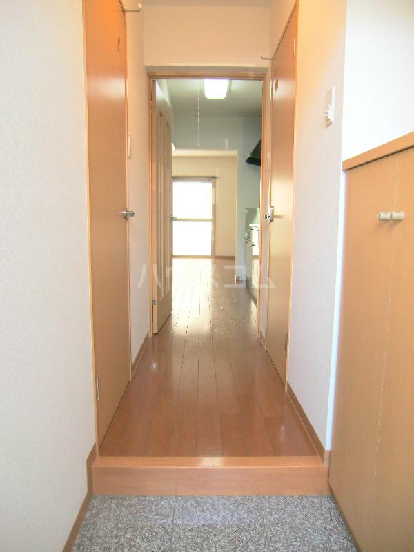 パディー江西 201号室の玄関