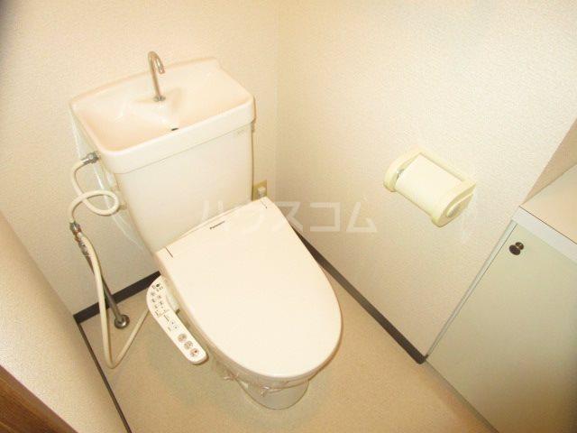 アートピア有玉南 707号室のトイレ