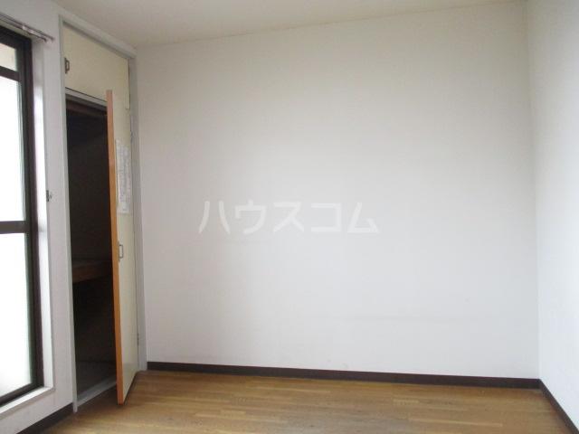 パークサイド・アイ 402号室のベッドルーム