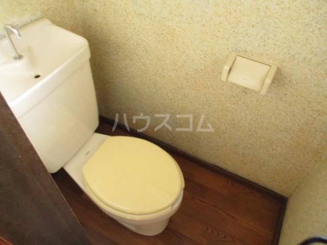 コーポみどり 201号室のトイレ