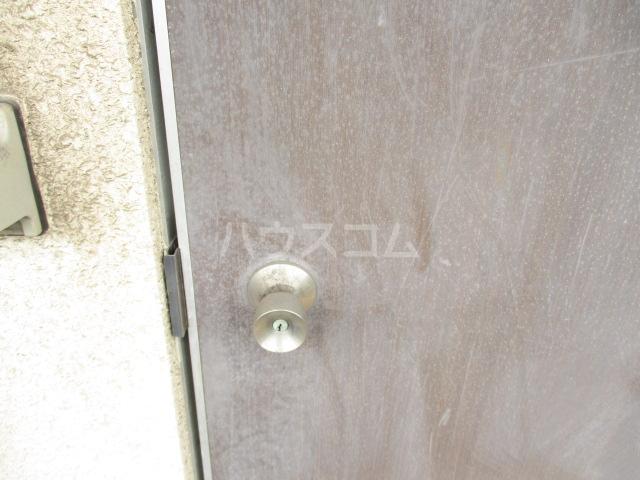 コーポみどり 102号室のセキュリティ
