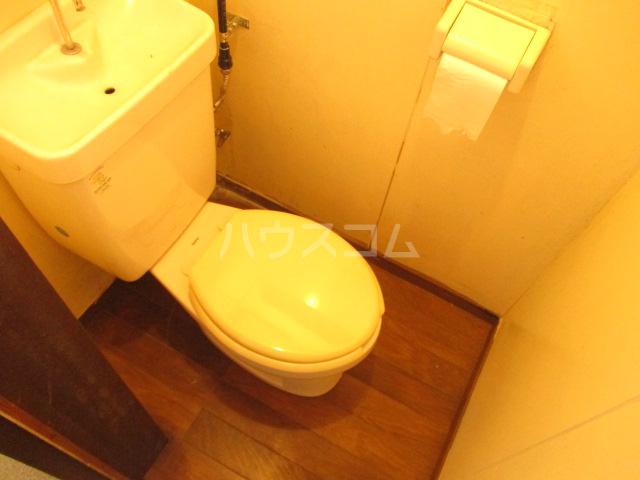 コーポみどり 102号室のトイレ
