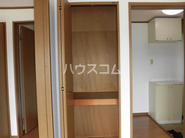 コーポ三立 3B号室の収納