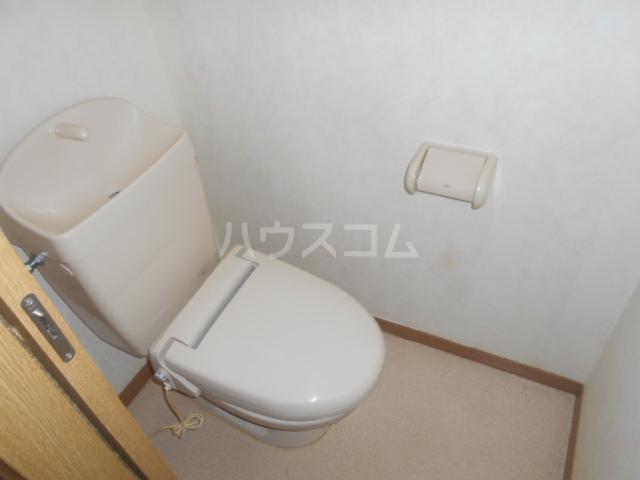 MP-Ⅰ番館 101号室のトイレ