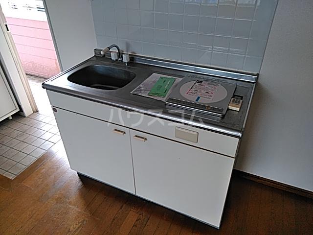 フラグランス 202号室のキッチン