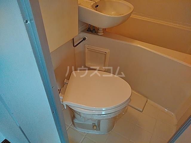 フラグランス 202号室のトイレ