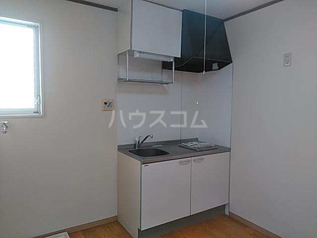 フラグランス 101号室のキッチン