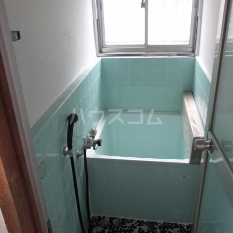 有玉西町貸家の風呂