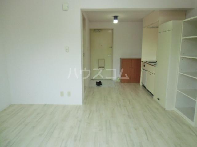 コーポリンデンⅡ 2G号室のベッドルーム
