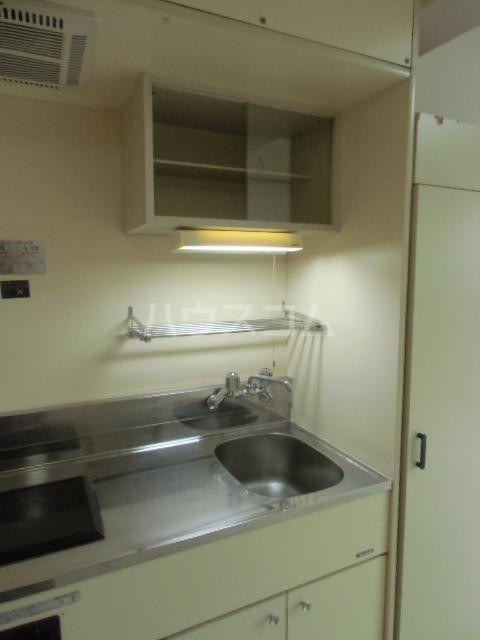 コーポリンデンⅡ 2J号室のキッチン