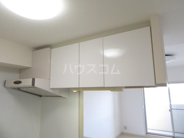 ヴァンベール46 103号室のキッチン