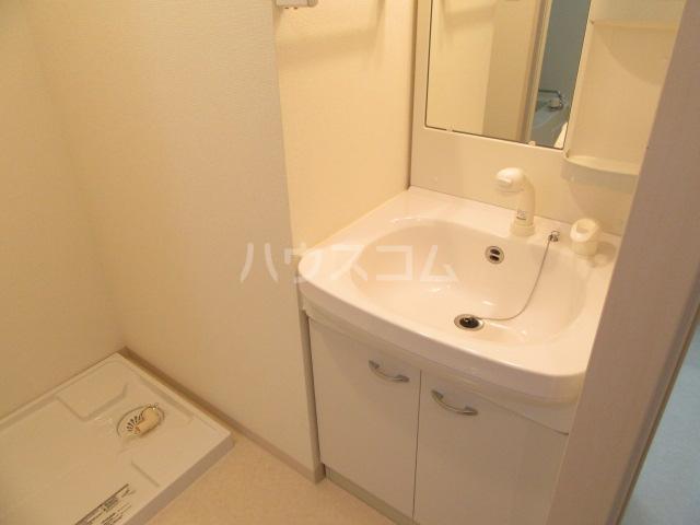 ヴァンベール46 103号室の洗面所