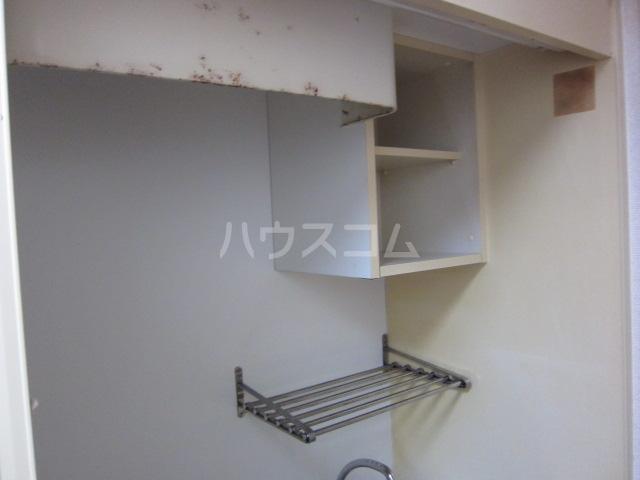 レオパレス21高杉 101号室のキッチン