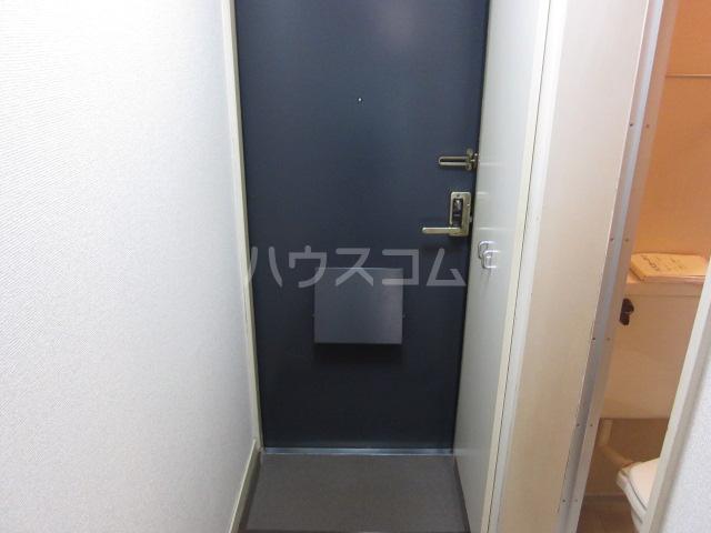 レオパレス21高杉 101号室の収納