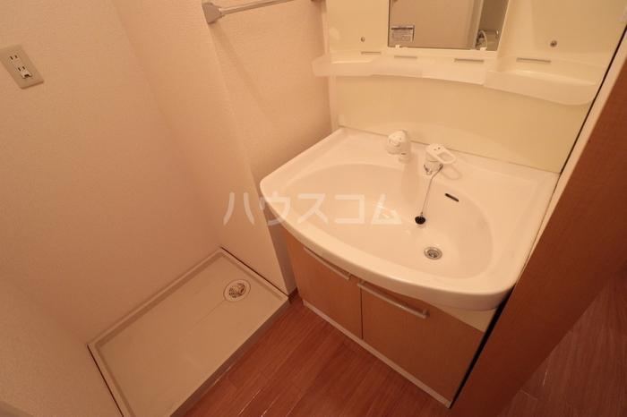 シャルマン・ロージェ T 101号室の洗面所