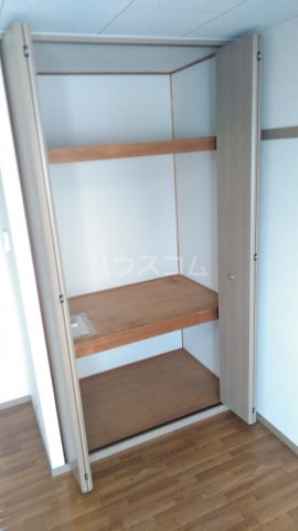 Riverside Satou 202号室の収納