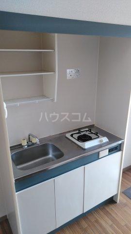 Riverside Satou 202号室のキッチン