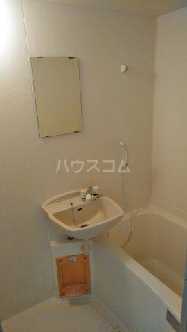 Riverside Satou 202号室の風呂