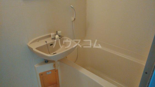 Riverside Satou 202号室の洗面所
