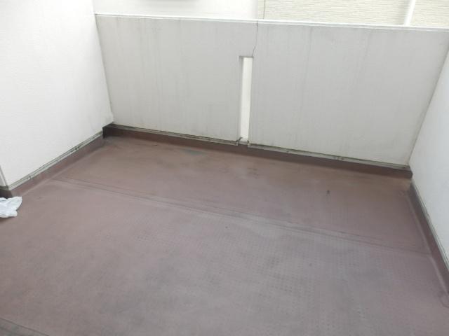 アメニティ鎌倉台 203号室のバルコニー