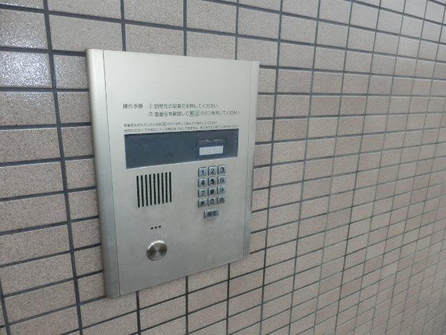 アメニティ鎌倉台 203号室のセキュリティ