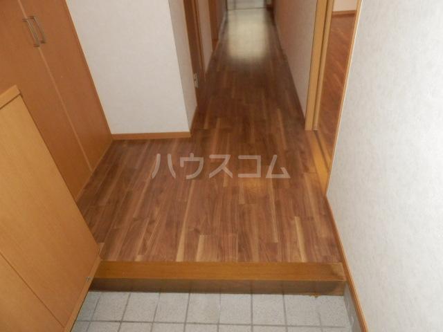 シュプールしのはら 102号室の玄関