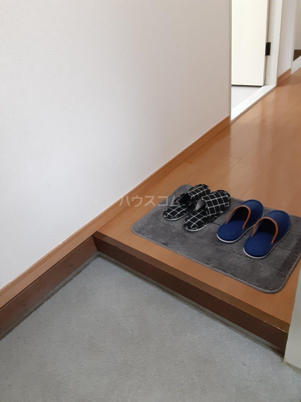 キャッスル・スクエアー 02020号室の玄関