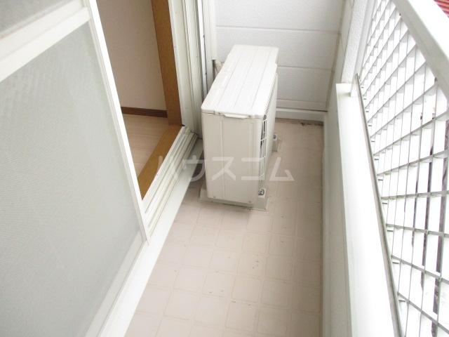 オプスマロニエ 202号室のバルコニー