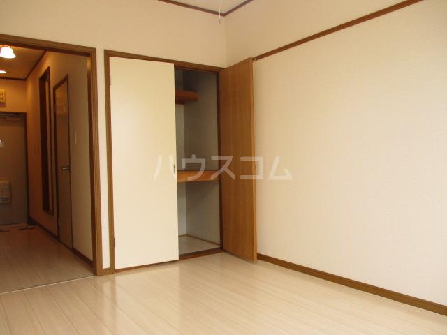オプスマロニエ 202号室の収納