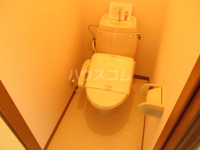 オプスマロニエ 202号室のトイレ