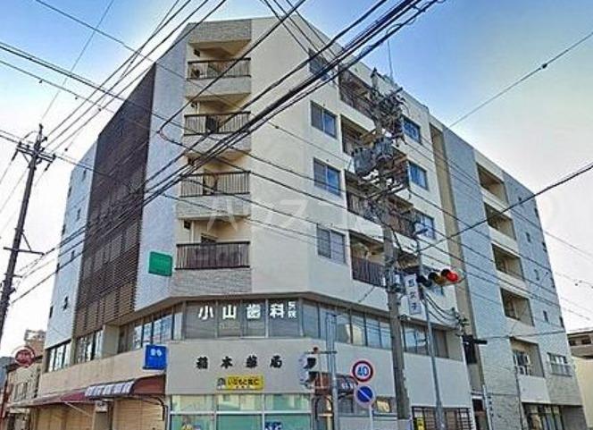稲本ビルの外観