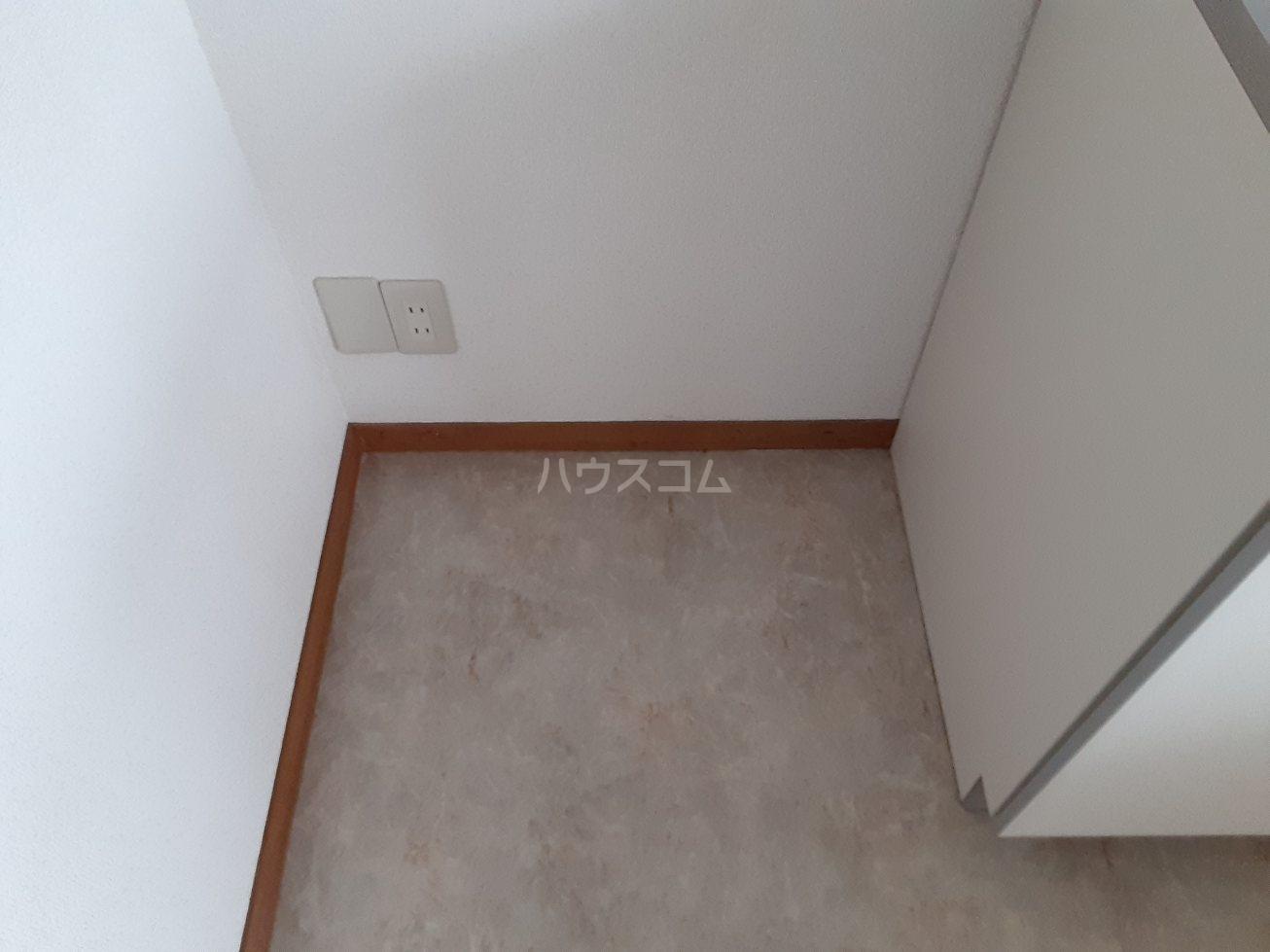コーポ岩本 203号室のキッチン