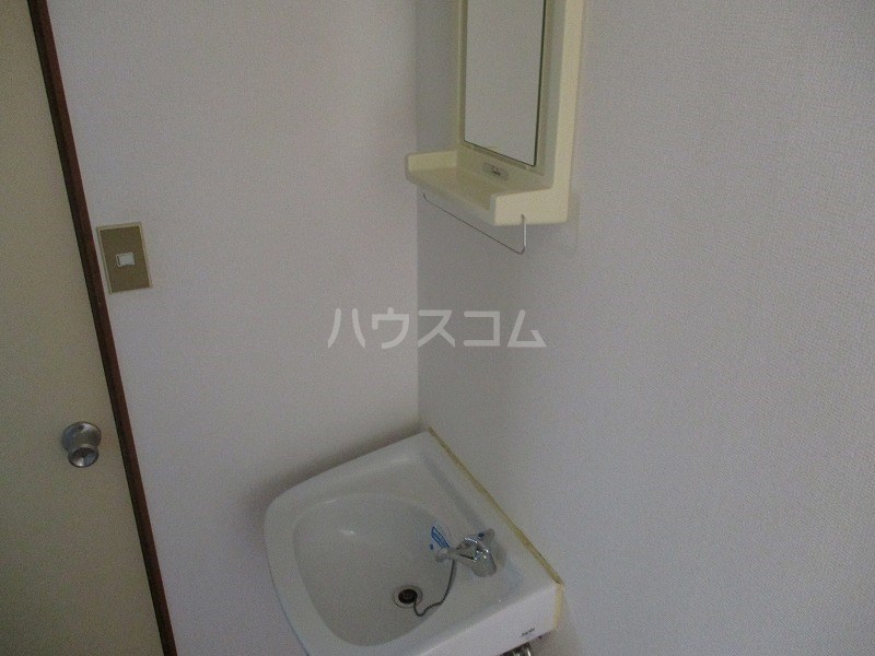 サンテラス藤田 202号室の洗面所