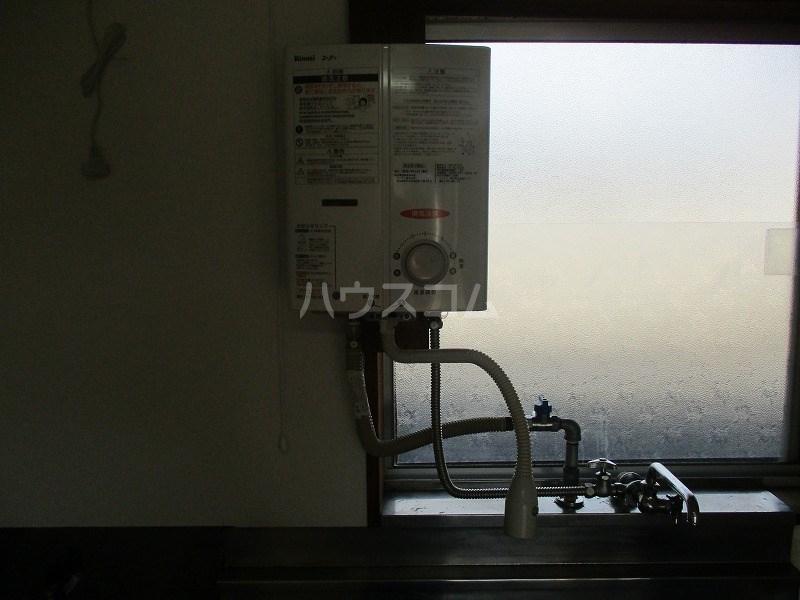 サンテラス藤田 202号室の設備