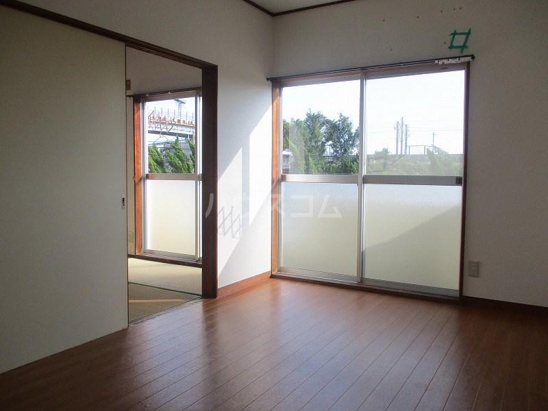サンテラス藤田 202号室の景色