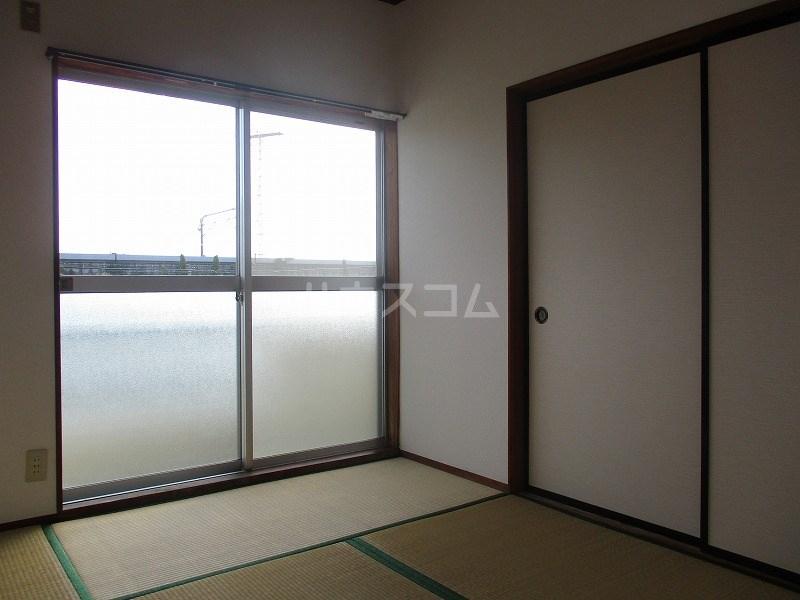 サンテラス藤田 202号室の収納
