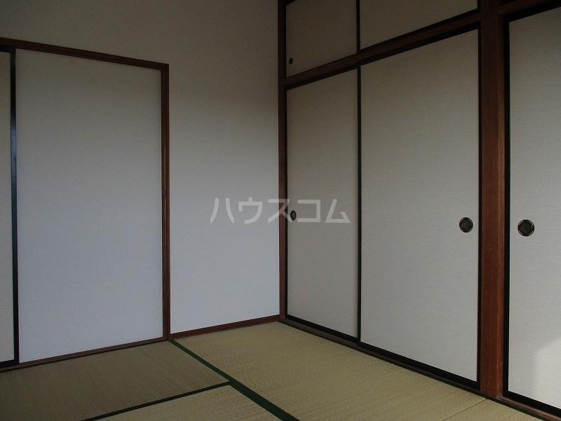 サンテラス藤田 202号室の居室