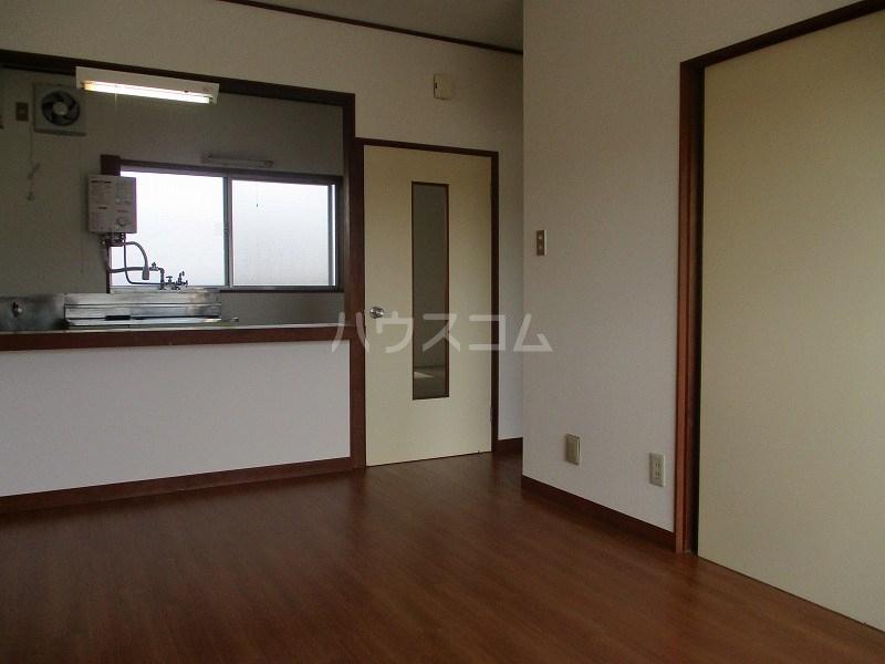 サンテラス藤田 202号室のリビング