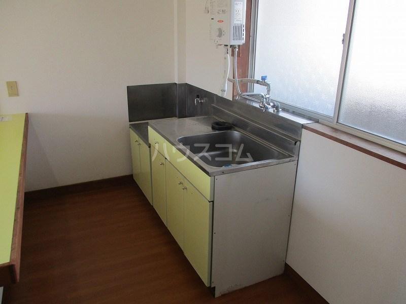 サンテラス藤田 202号室のキッチン